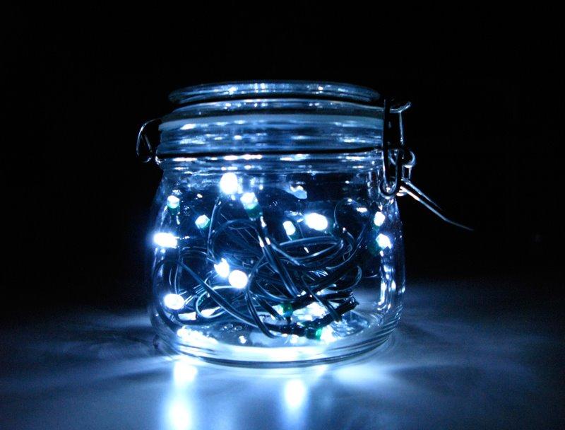 lighting in a jar. Solar Star Jar Lighting In A S